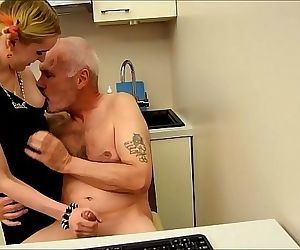 Ulf Larsen caught wanking & punished! 9 min HD+