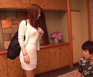 Aya Saito feels excited and aroused along two men More at javhd.net 12 min HD