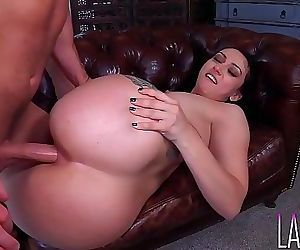 Anal Delinquent 2: Butt Slut for Daddy Mandy Muse -Laz Fyre 29 min HD+