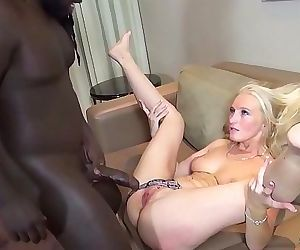 GERMAN MILF KACY GET HUGE DICK FUCK AND CREAMPIE BY BBC 12 min HD+
