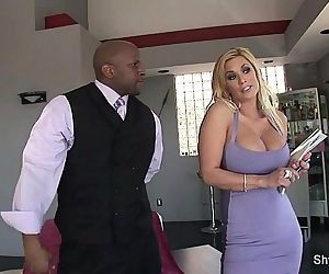 Shyla Stylez Takes A Big CockHD