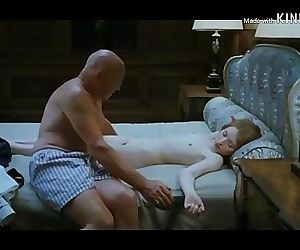 Father fucks own daughter in sleep 5 min HD