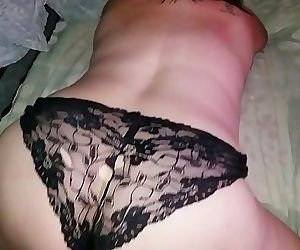 Sexy BBW in soaking wet panties 10 min HD+