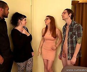 Penny Pax fucks a BBC in front of her husbandHD