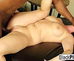 Super sexy Jackie Jevaux receives black dick in the office 7 min 1080p