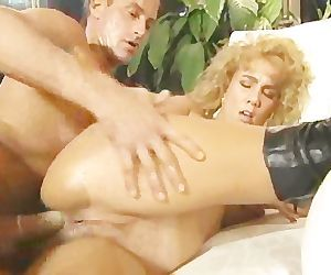 Vintage MILF Craving For Cock!